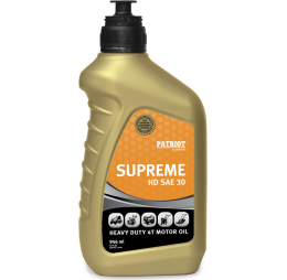 ����� ��� 4-������� ���������� ���������� PATRIOT SAE 30 SUPREME 0,946 ����� ,