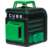Лазерный уровень ADA CUBE 2-360 GREEN ULTIMATE EDITION,