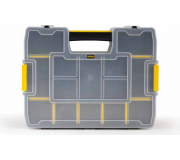 Органайзер STANLEY SORT MASTER ORGANIZER BLACK/YELLOW 1-97-483, Органайзеры