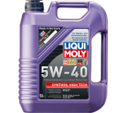 Масло моторное LIQUI-MOLY SAE  5W40 Synthoil High Tech   5 л 1925 cинтетическое,