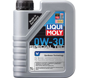 Масло моторное LIQUI-MOLY SAE  0W30 Special Tec V  1 л 2852 cинтетическое,