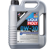 Масло моторное LIQUI-MOLY SAE  0W30 Special Tec V  5 л 2853 cинтетическое,