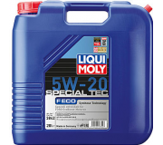 Масло моторное LIQUI-MOLY SAE  5W20 Special Tec F ECO  20 л 3842 cинтетическое,