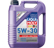 Масло моторное LIQUI-MOLY SAE  5W30 Synthoil High Tech   5 л 9077 cинтетическое,