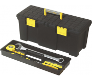 "Ящик для инструмента STANLEY S.FOAM TOOL BOX+TRAY 16"" 1-92-766, Ящики для инструмента"