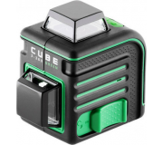 Лазерный уровень ADA CUBE 3-360 GREEN PROFESSIONAL EDITION [А00573]