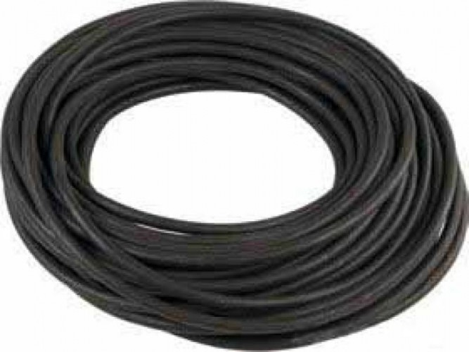 Шланг кислородный РОССИЯ III класс D- 9.0мм (черный)
