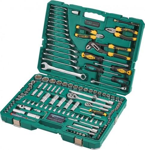 Набор инструментов АРСЕНАЛ AUTO 132 предмета NEW АА-С1412К132 [8144620]