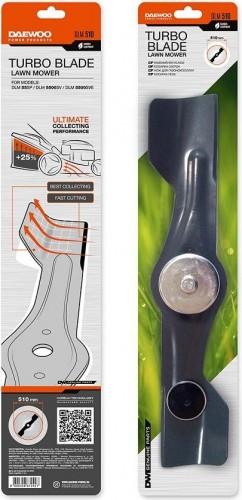 нож для газонокосилки Daewoo Dlm 380