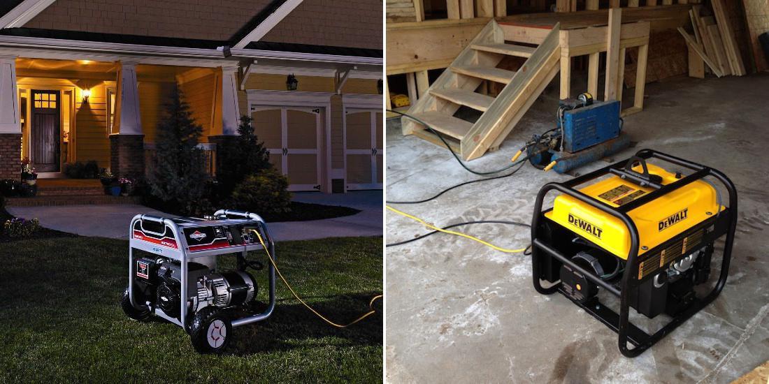 Как выбрать генератор для дачи по мощности